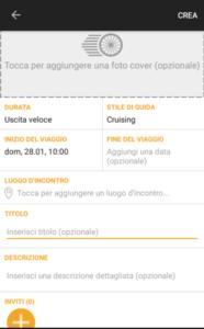 Riser, l'app che ti mette in moto