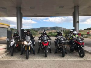 La Basilicata in un weekend: in moto con i MotoSensibili