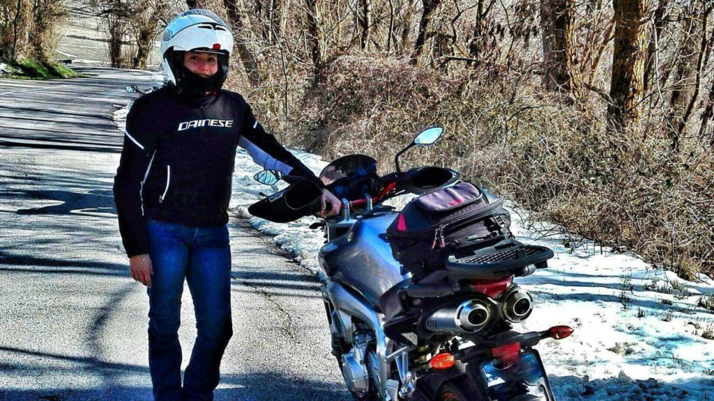 Jeans Moto  OJ Venere Lady 4 stagioni - Teste di casco f52b50636a1