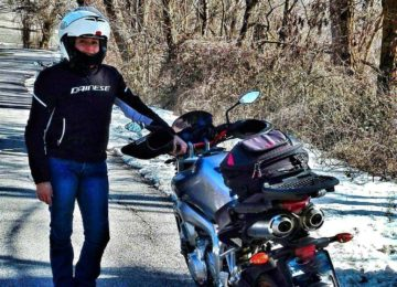 Jeans Moto: OJ Venere Lady 4 stagioni
