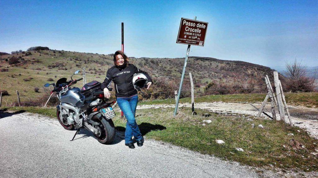 Itinerario in moto tra Muro Lucano, Ruoti, Avigliano, Lagopesole e San Fele