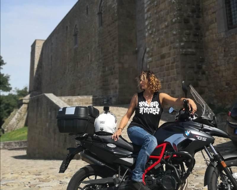 Foto in moto
