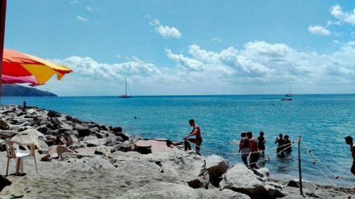 Spiaggia di Marinella Palinuro
